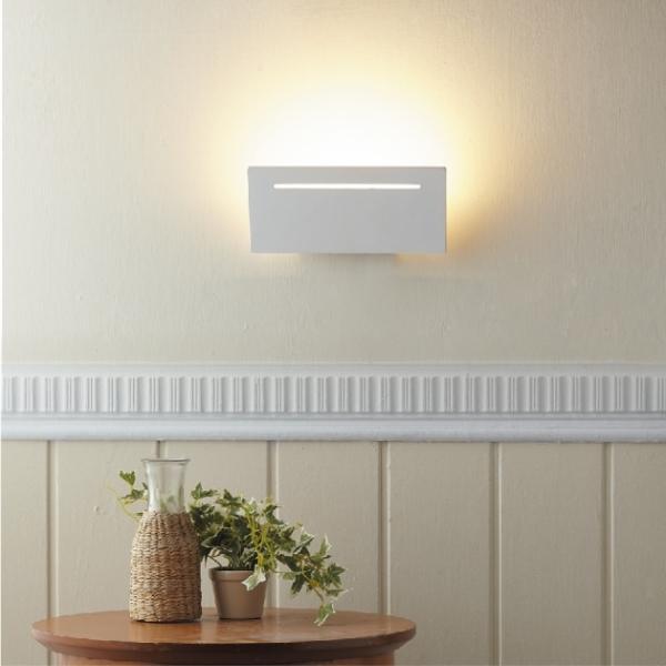 LED 方型壁燈 1